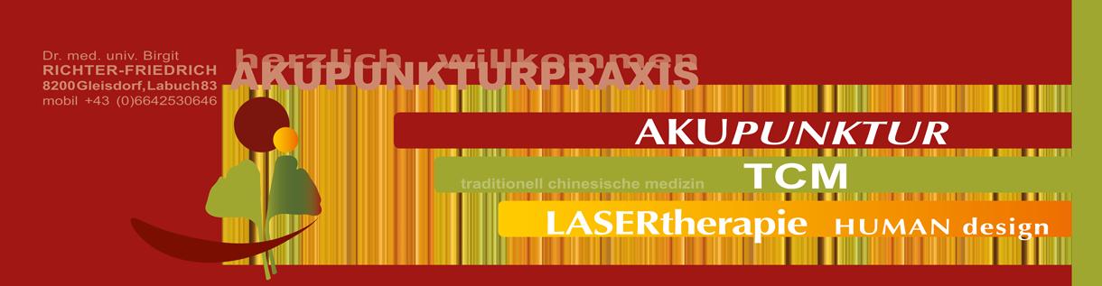 Banner Akupunkturpraxis
